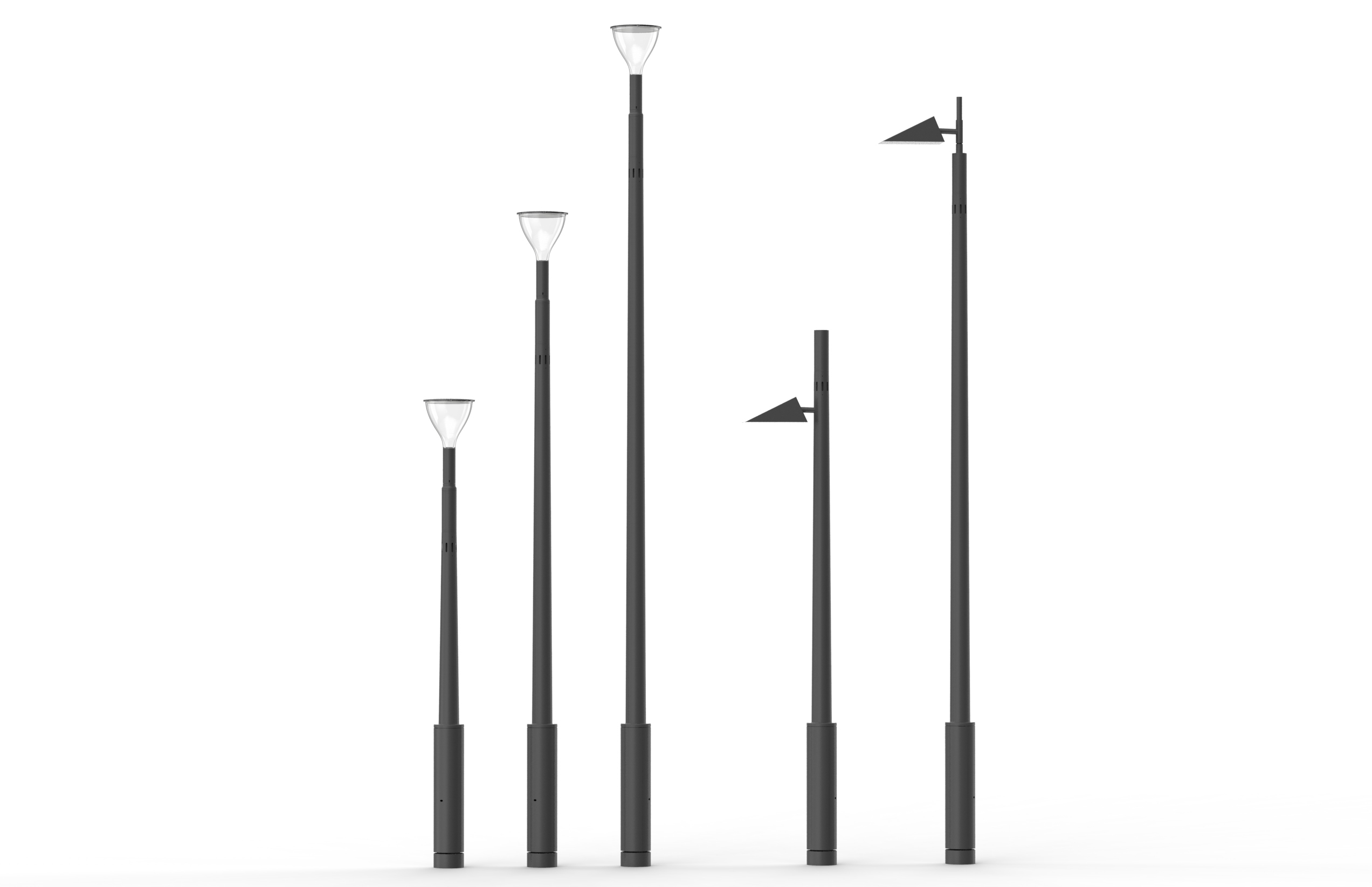 Philips lightpole range