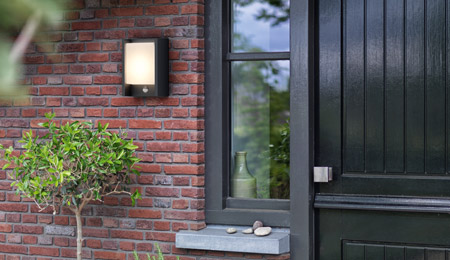 philips lighting arbour mygarden serie