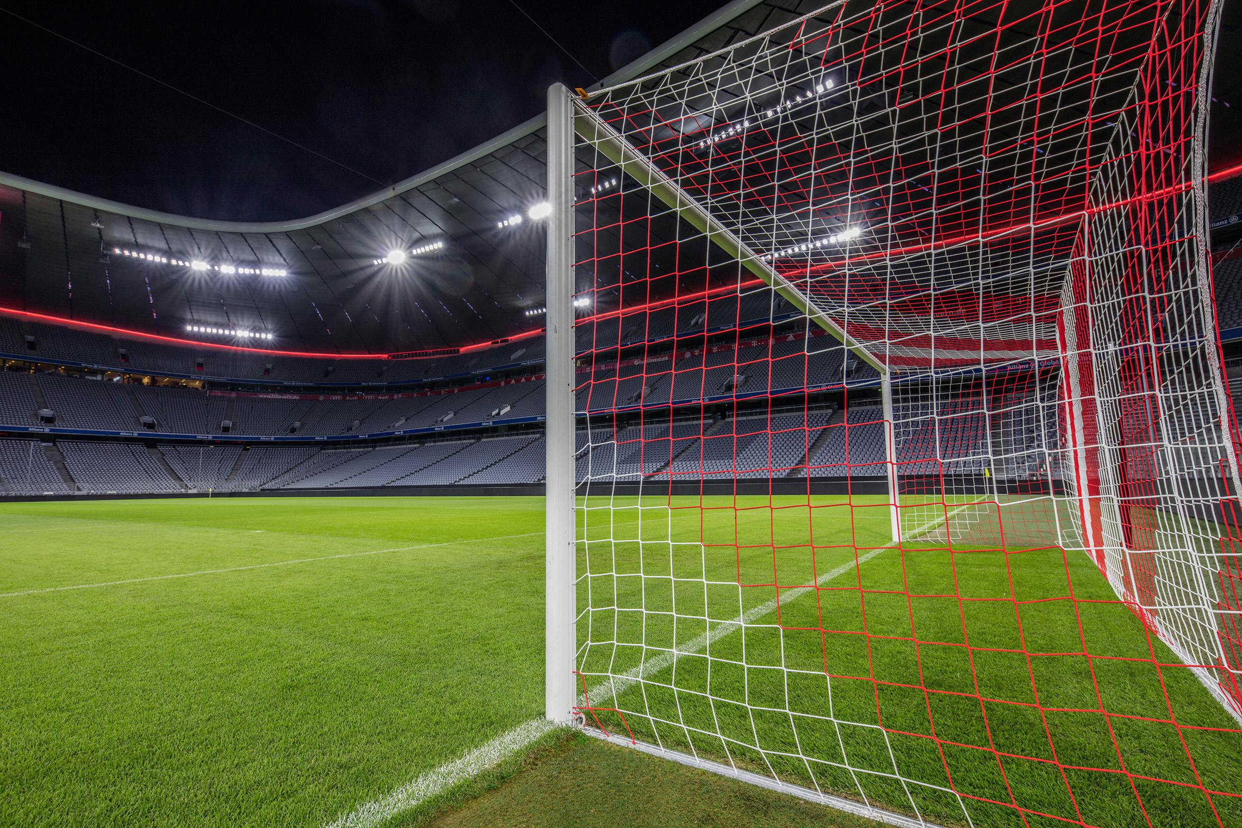 Münchner Allianz Arena setzt auf ArenaExperience - Newsroom Philips ...