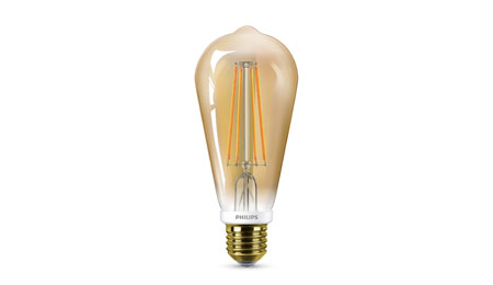 Vintage LED-Lampen von Philips Lighting