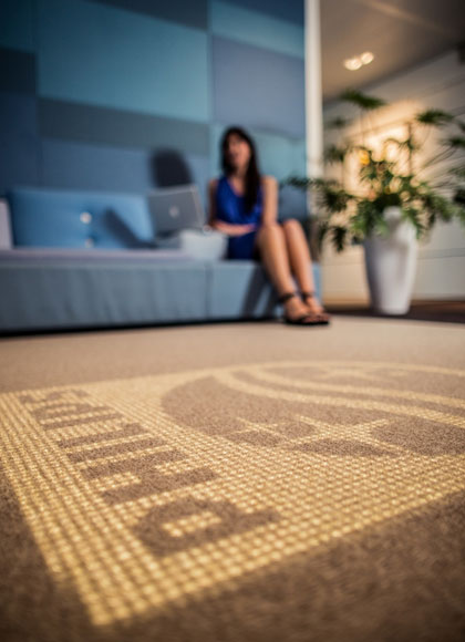 Philips - Luminous Carpets
