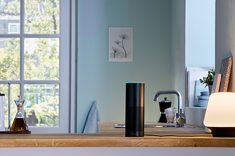 Amazon Echo Plus and Philips Hue lifestyle