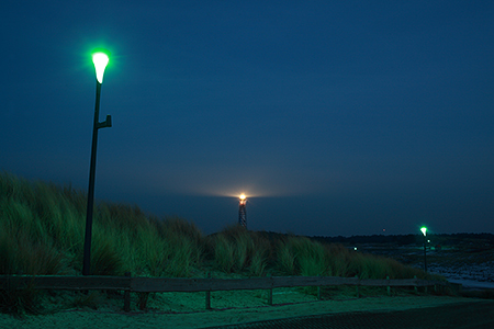 Ameland & Dutch island adopts connected street lighting that is friendly to ...