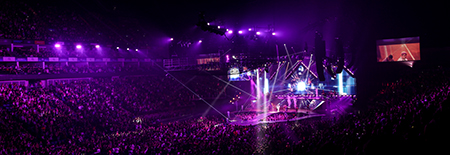 Philips Lighting is good 'company' for Justin Bieber Purpose tour