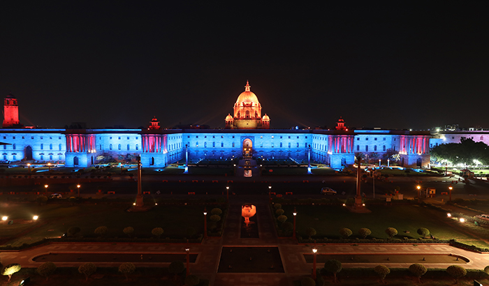 Philips Lighting Casts A New Light On North And South Block