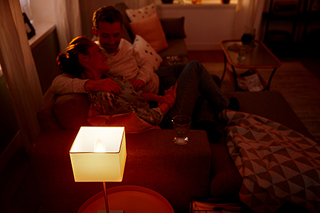 Hue Lampen E14 : Create a lullaby of light with philips hue white ambiance