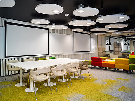 innogy table and seats