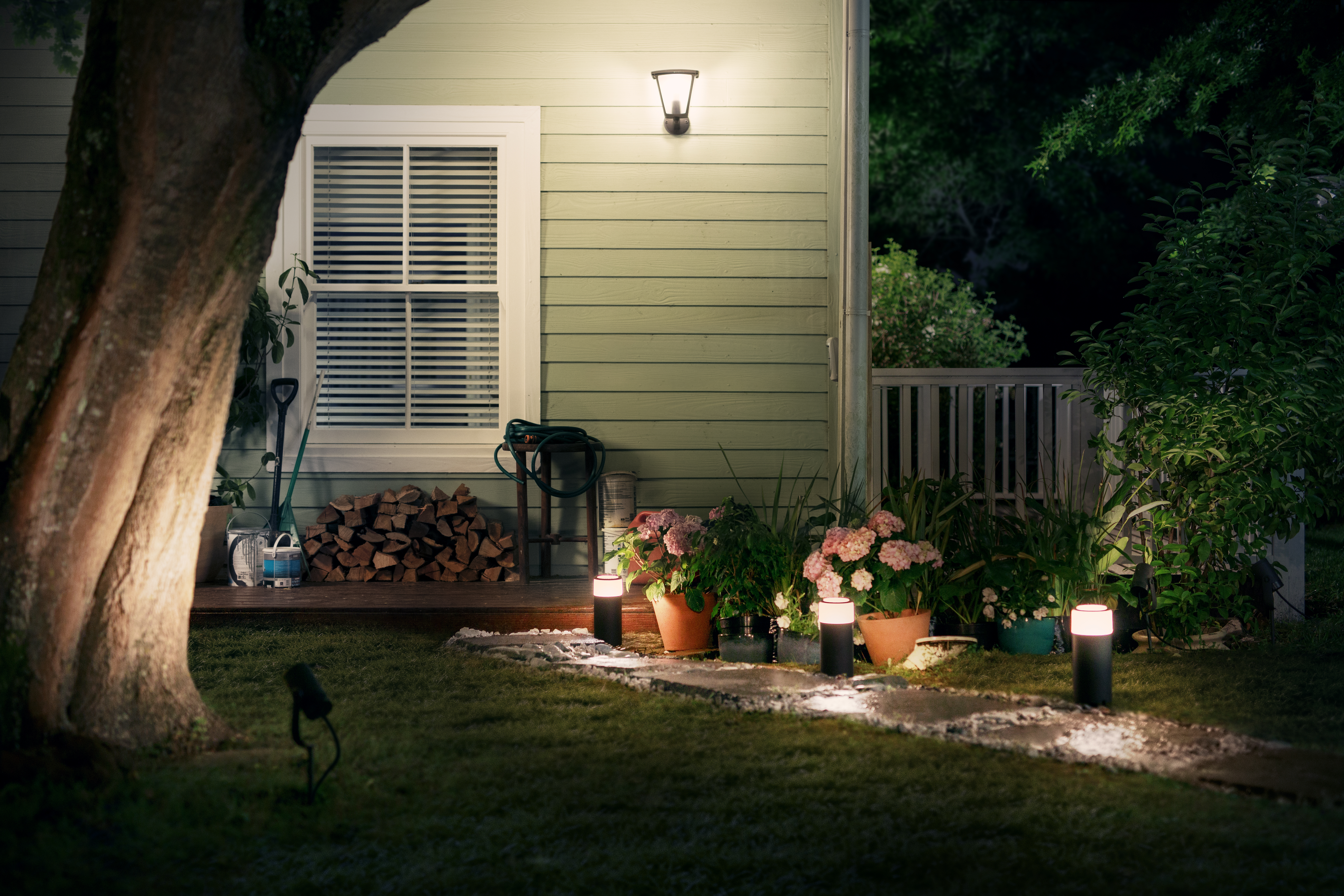 extend your smart lighting system this summer with the new philips