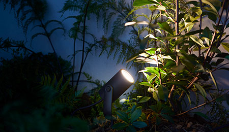 Smart Outdoor Lighting Extend your smart lighting system this summer with the new philips extend your smart lighting system this summer with the new philips hue outdoor range workwithnaturefo