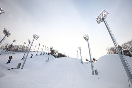 Philips Lighting Winter Olympics