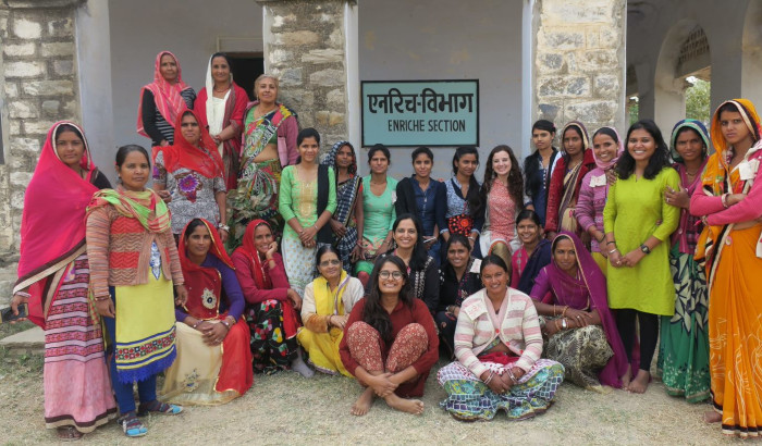 Empowering local women entrepreneurs & building solar energy access in rural Rajasthan