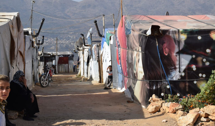 Lighting for displaced people – Beqaa valley, Lebanon