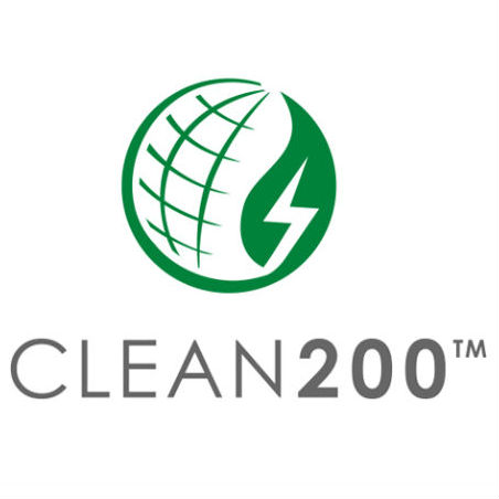 Logo for Carbon Clean 200