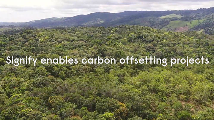 Carbon Offsetting Projects