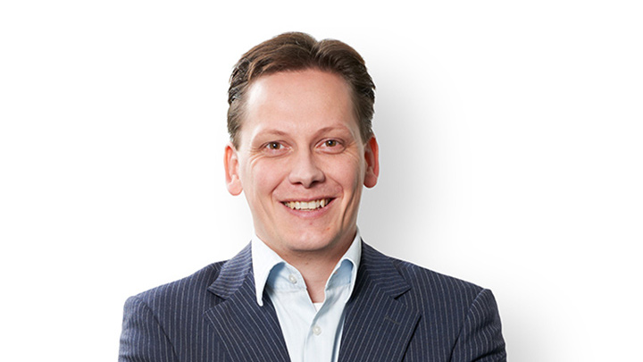 Robin Jansen - Head of Investor Relations