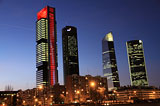 CEPSA Tower, Madrid