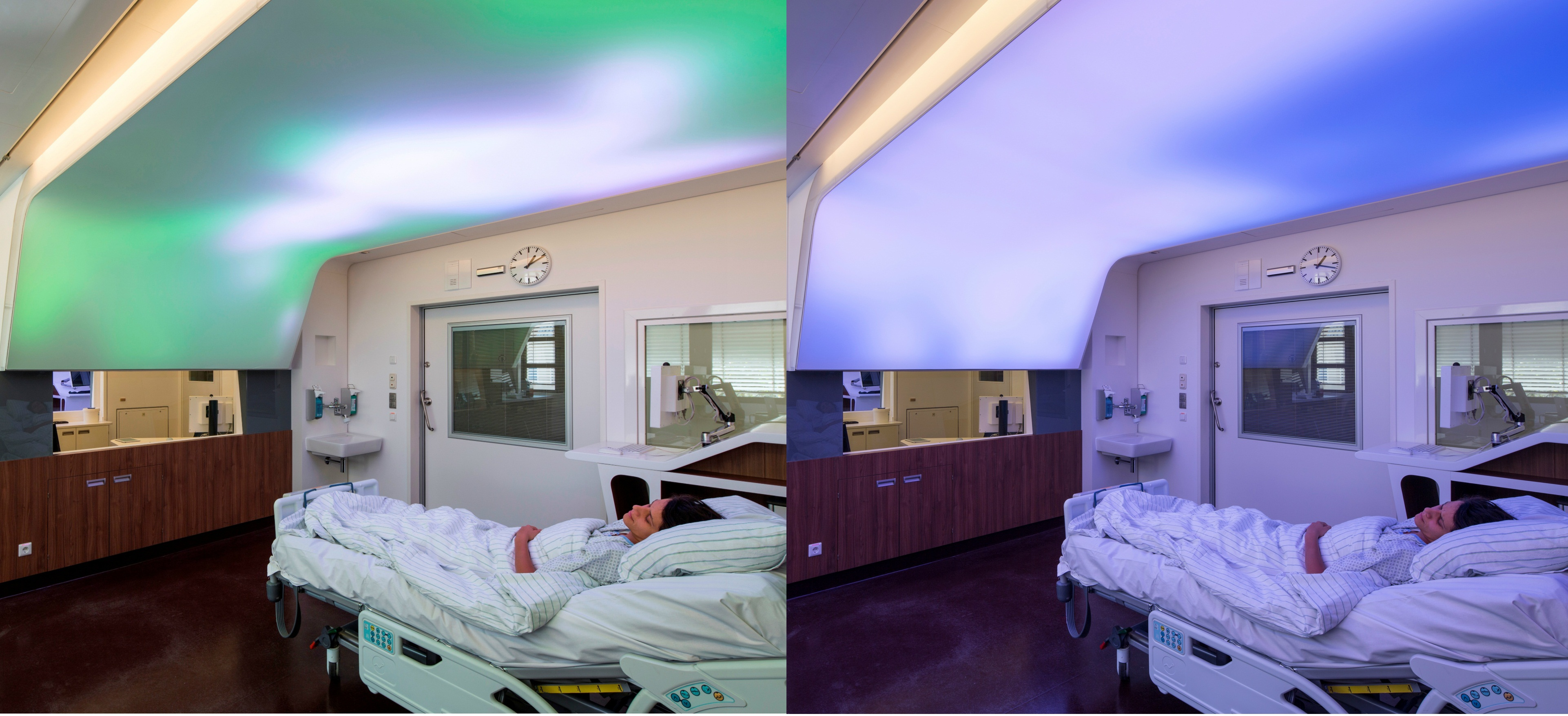 Thanks To Its High Performance Leds The Luminous Ceiling Is Able Produce Light Output That Comparable With From A Clear Sky