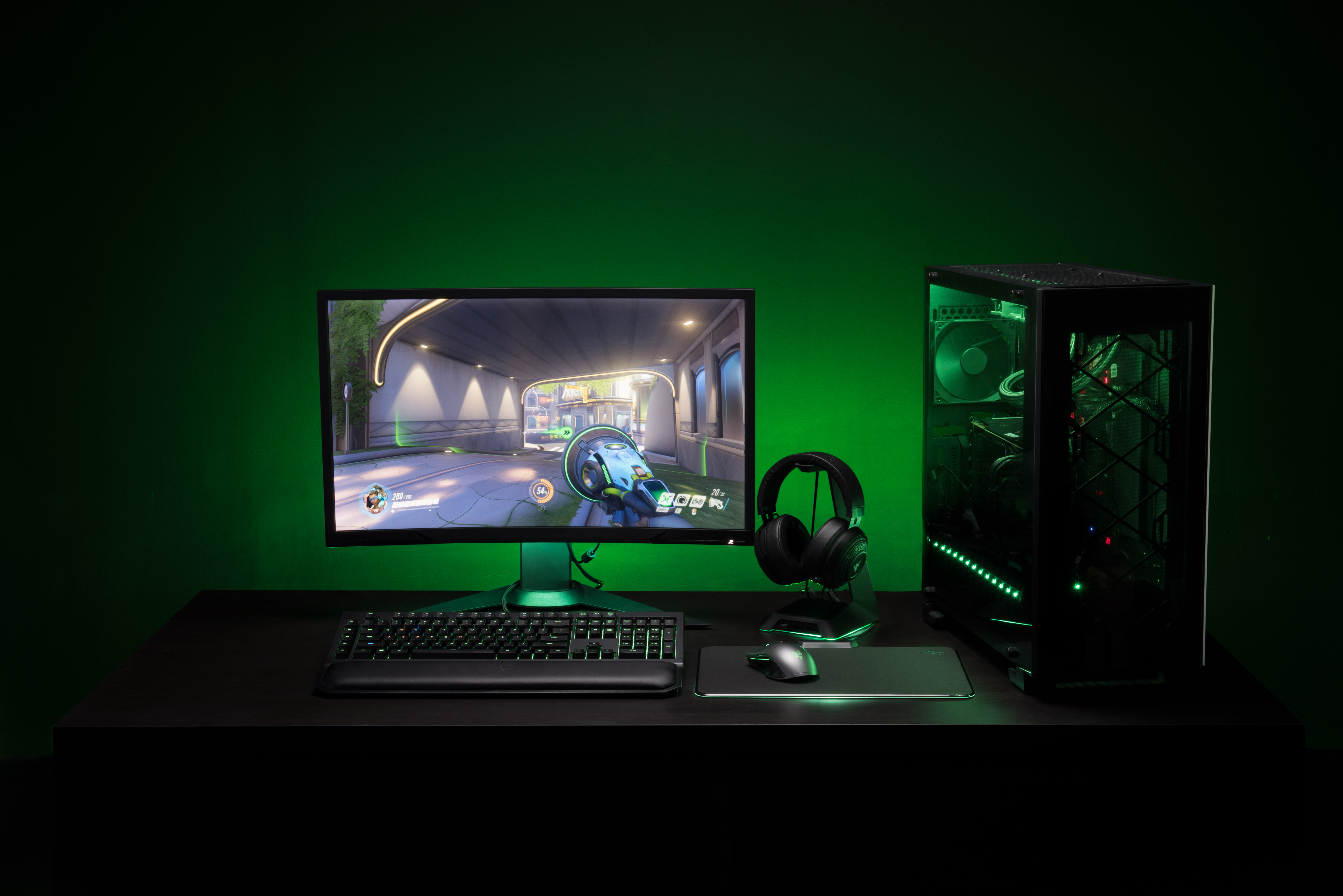 Philips Lighting and Razer join forces to create a powerful