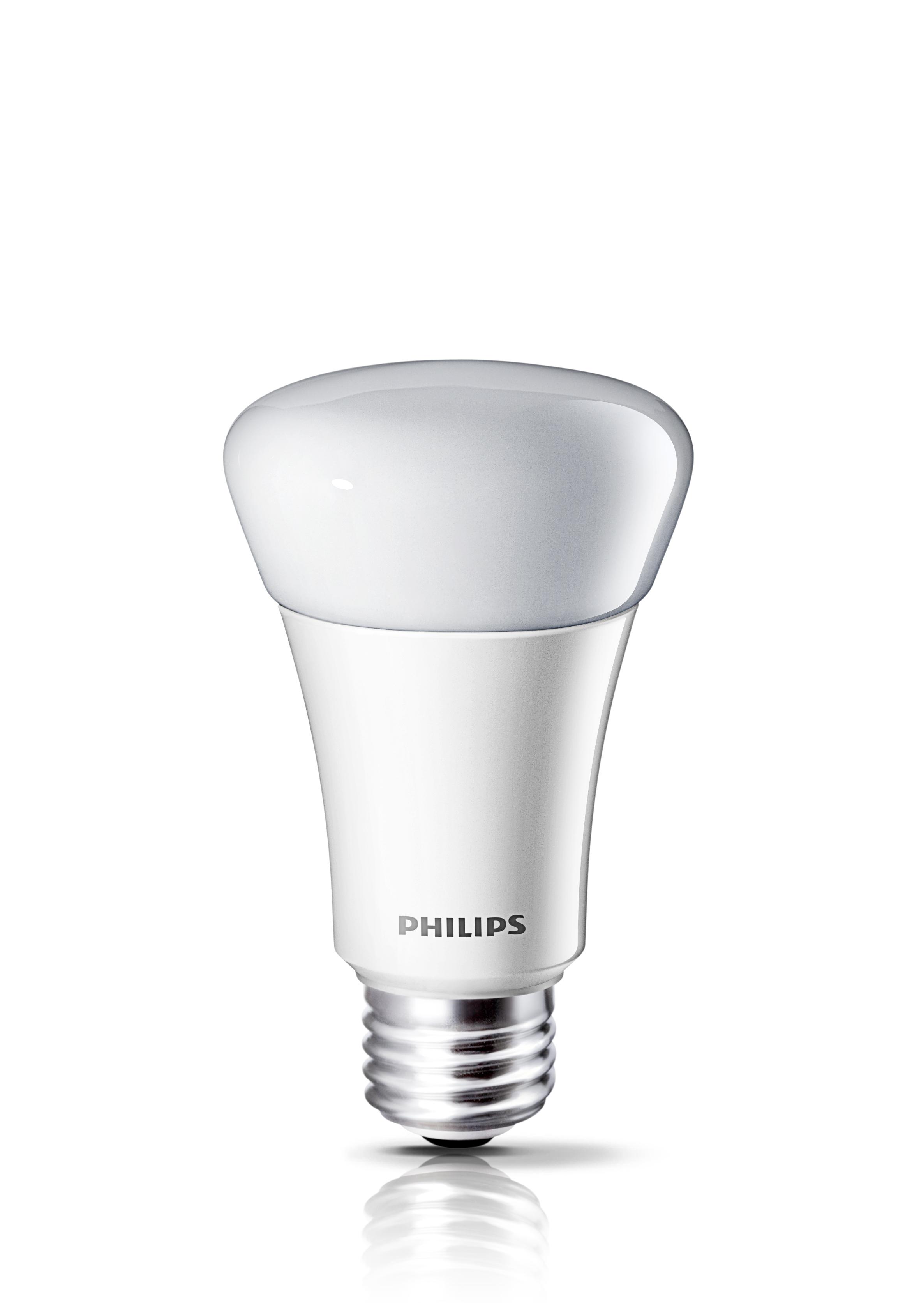 Philips' 60-Watt LED Bulb Gets a Makeover