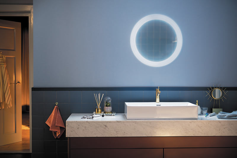 New Philips Hue bathroom collection now available in stores