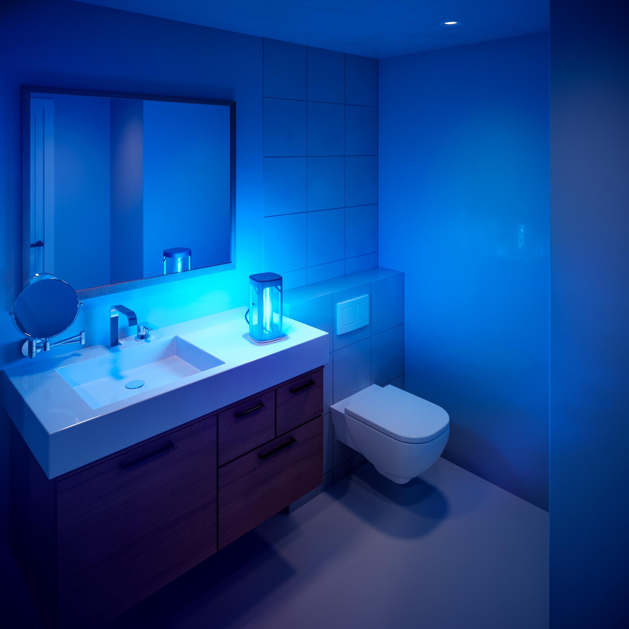 Die neue UV C Tischleuchte von Philips   Signify Unternehmenswebsite