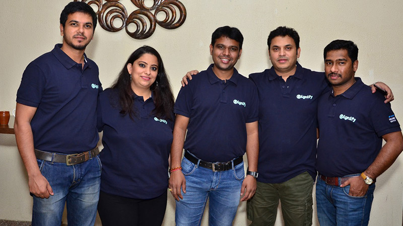 Avinash and IT team