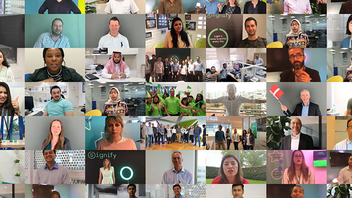 One-Year Anniversary, Signify Employee Stories