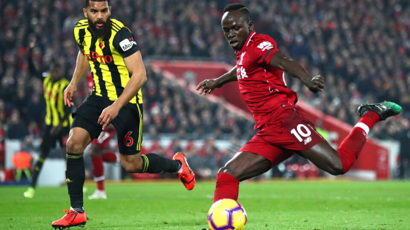Sadio Mané, former Red Bull Salzburg player CREDIT: The Kop Times