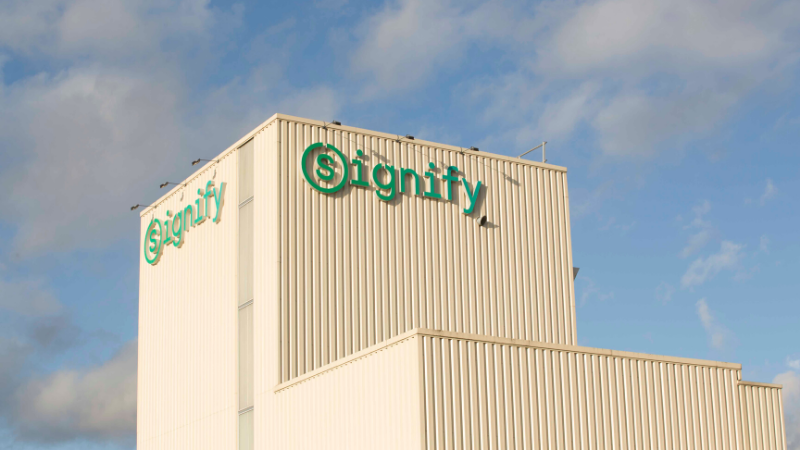Signify Factory Maarheeze