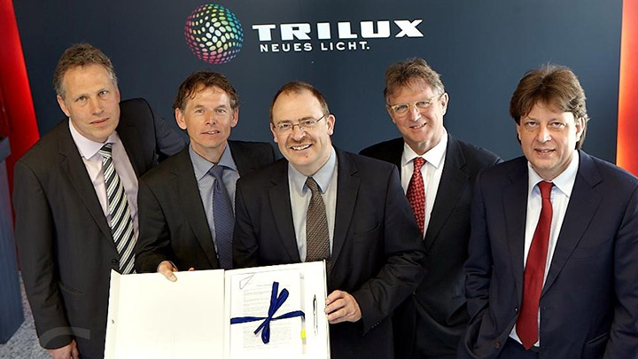 Philips welcomes Trilux