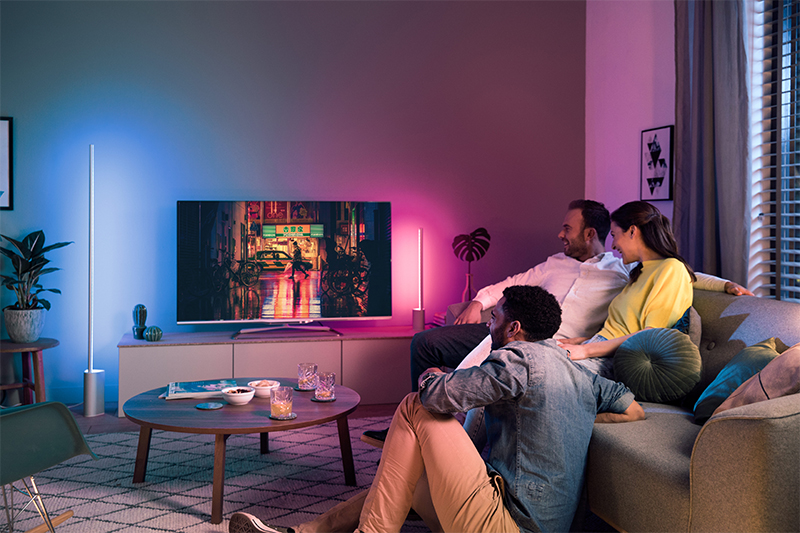 Create and play with light with new Philips Hue Play and