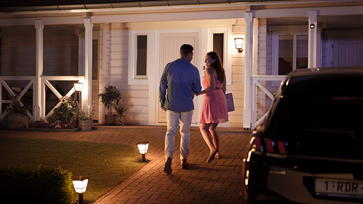 Philips Hue extends Outdoor range