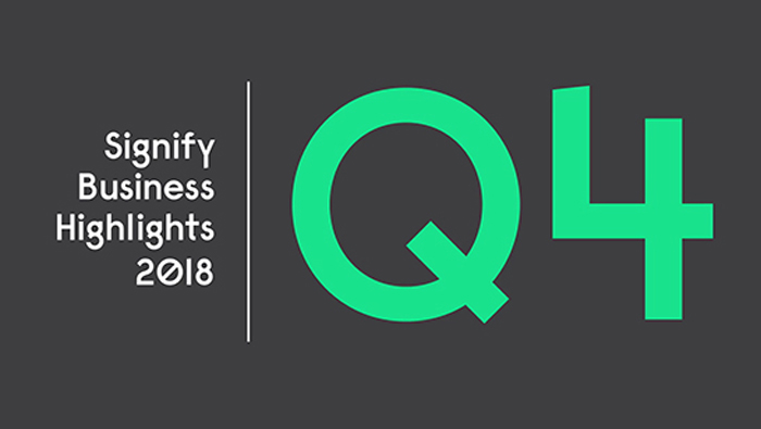 Q4 2018 business highlights