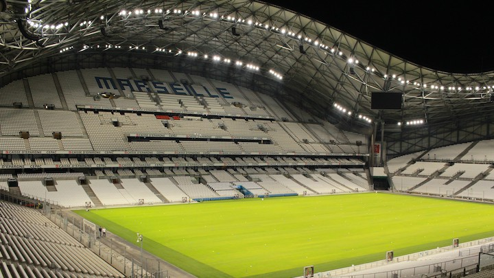 Signify's lighting makes Marseille's Orange Velodrome now largest 100% LED stadium in France