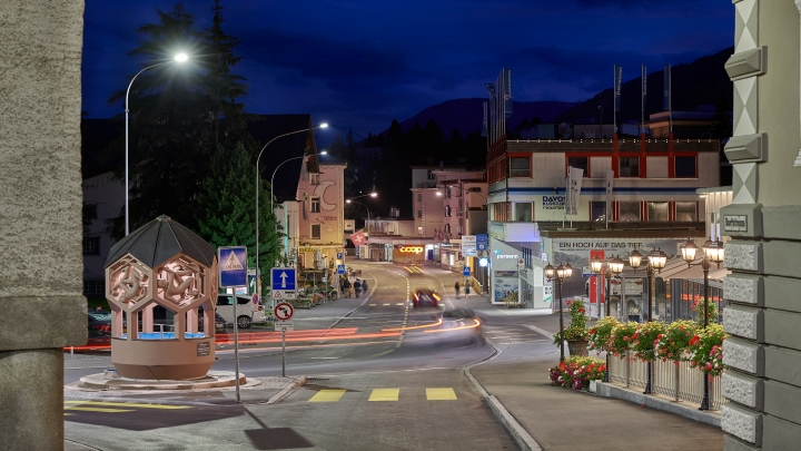 Signify helps city of Davos in realizing its own Green Deal through LED upgrade