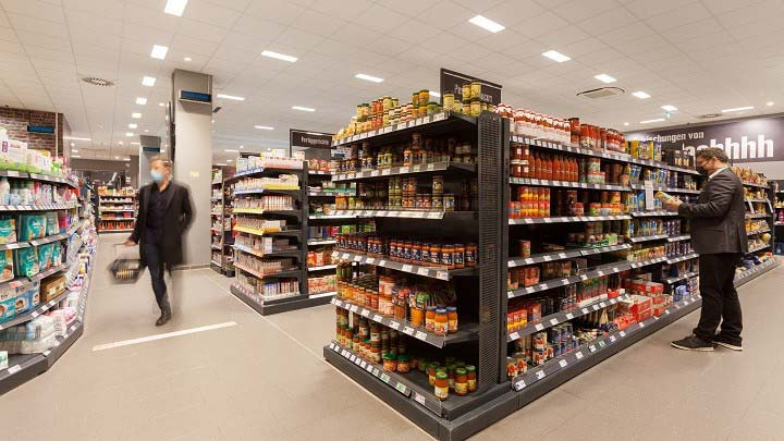 EDEKA Clausen installs Signify's UV-C lighting