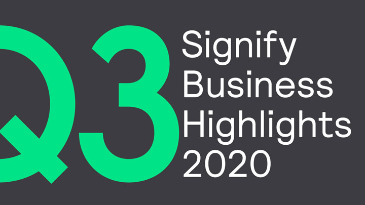 Q3 Business Highlights