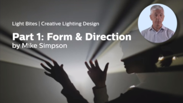 Creative lighting design part 1