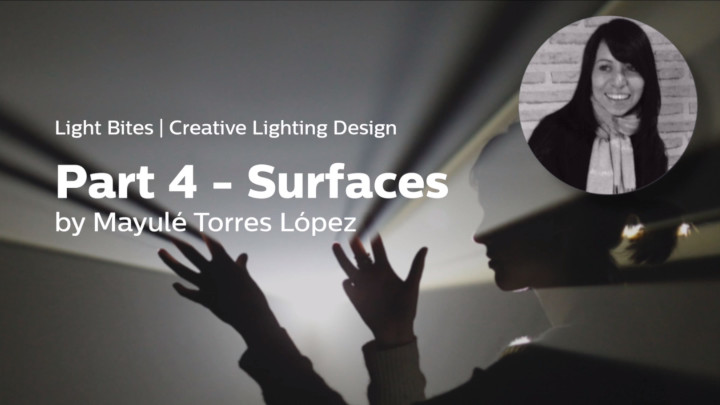 Creative lighting design part 4