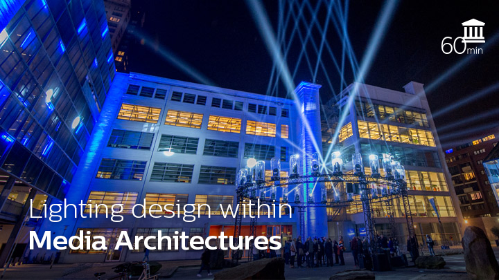 Lighting design within media architectures (Thorsten Bauer)