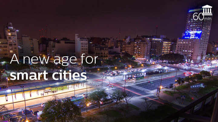 A new age for smart cities