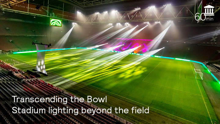Stadium Lighting Beyond The Field Signify Company Website
