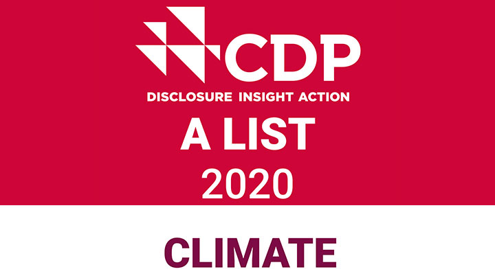 Logo for CDP A list