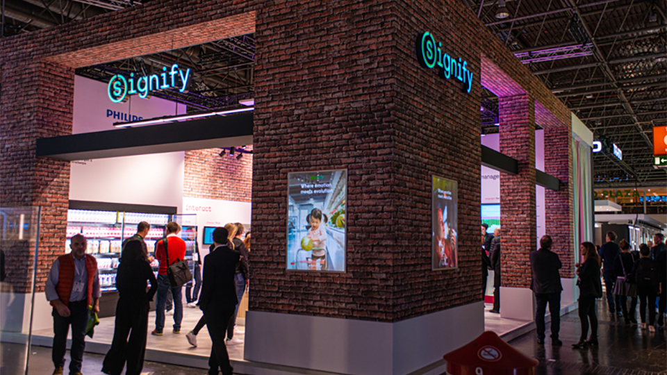 EuroShop 2020 Signify video