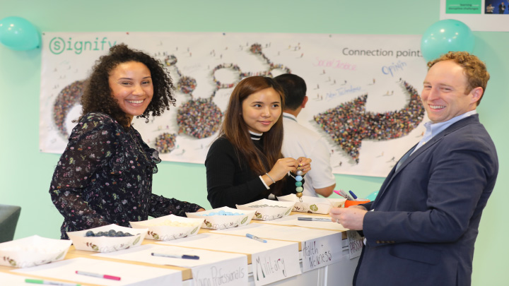 Employees are in control of their future