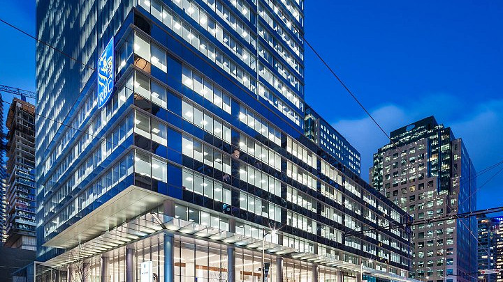 Interact Office software and data-enabled services delivered a cutting-edge workspace for Cisco's Canadian headquarters