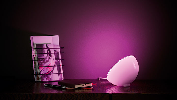 Signify unveils new Philips Hue smart lighting products