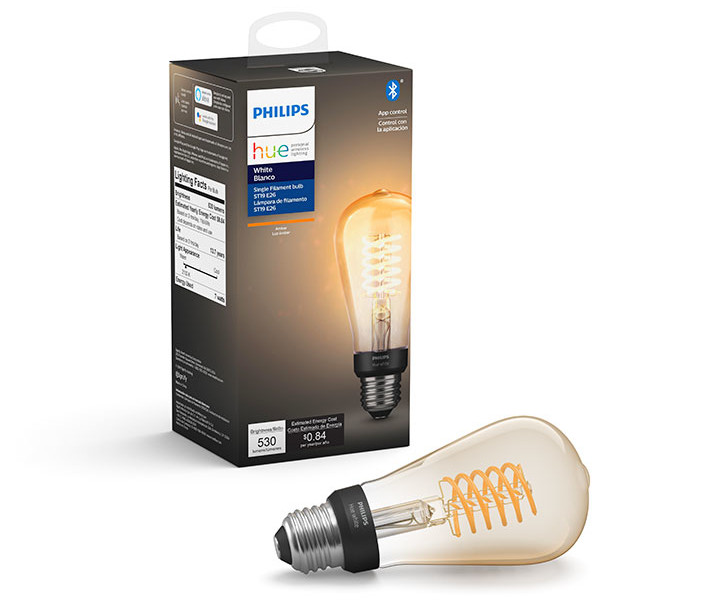 Philips Hue Filament light bulb