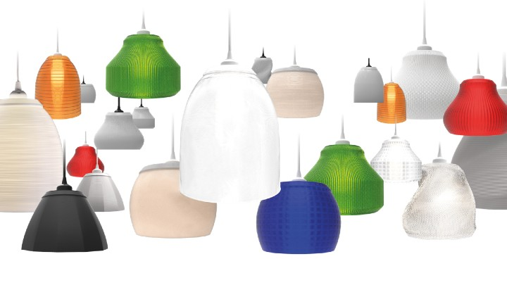 3D Luminaires; Innovations for a more sustainable world