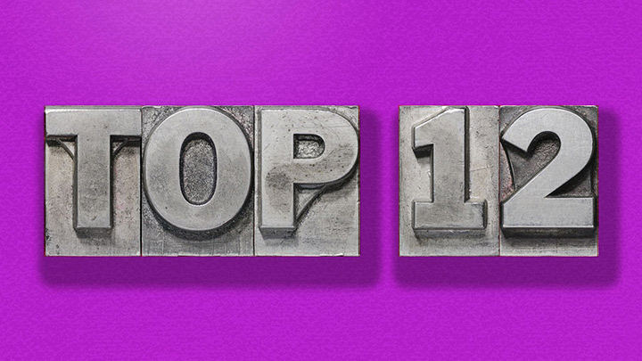 Read our Top 12 most popular blog posts for 2020